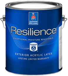 Sherwin Williams Resilience Paint