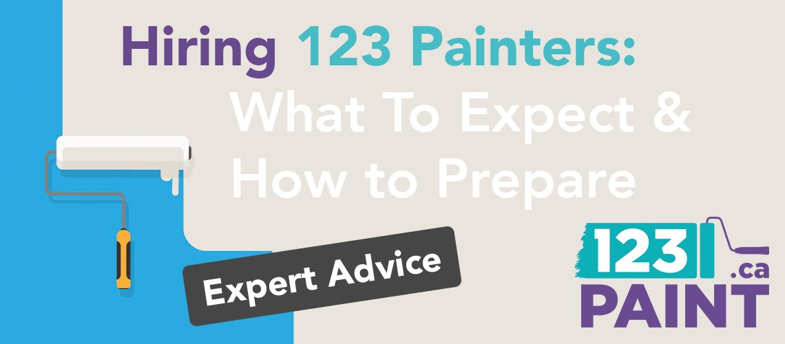 Hiring 123 Painters: What to Expect & How to Prepare Blog Header